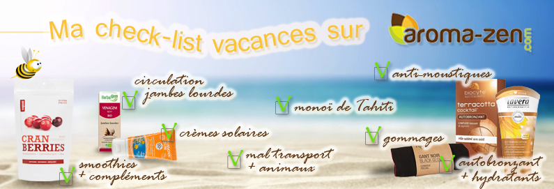 liste vacances