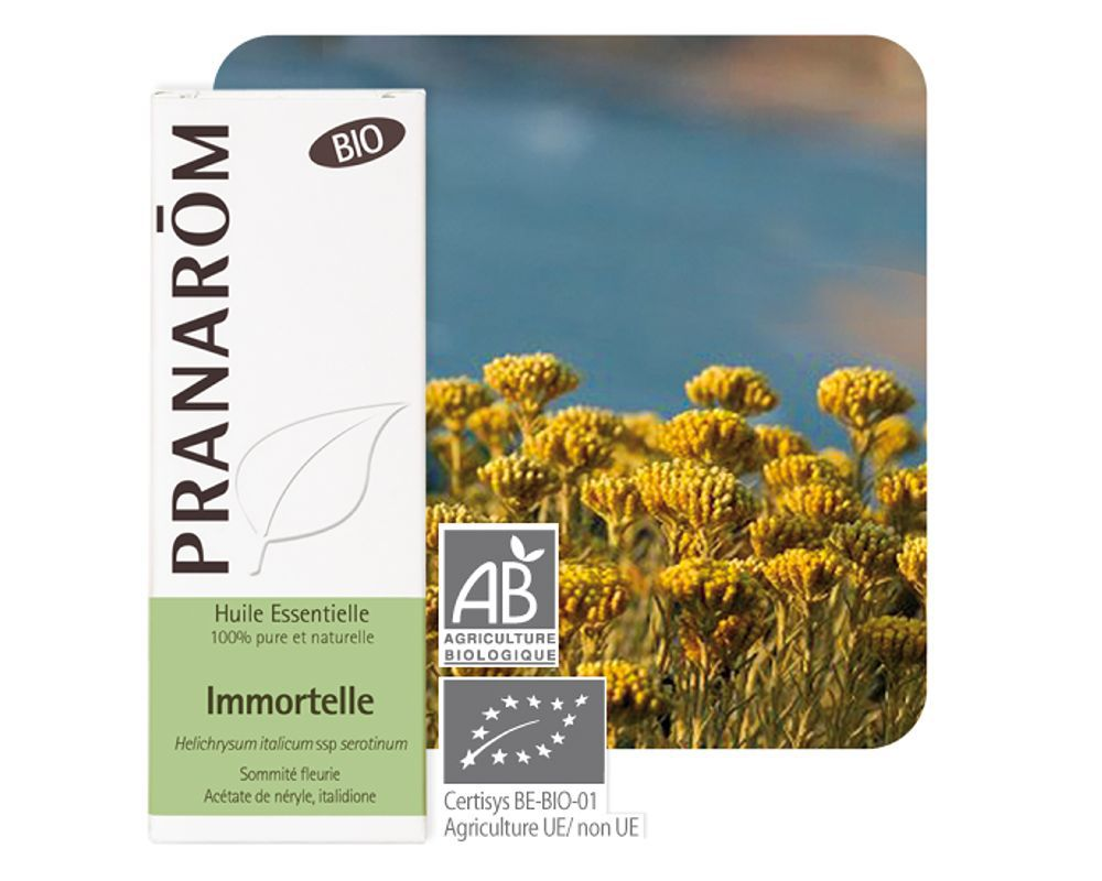 pranarom immortelle