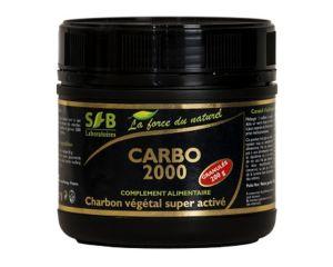 carbo 2000 charbon végétal activé